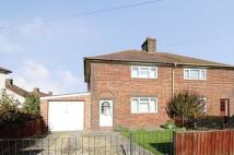2 bed semi detached house to rent in Aldrich Road...