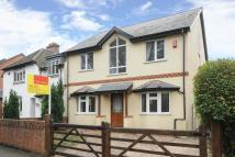 Whitmore Lane Detached house to rent