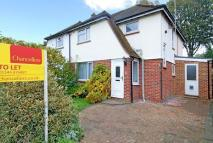 semi detached property in WINDLESHAM, SURREY