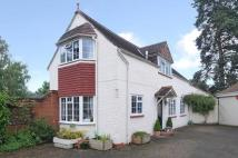 Cottage in Church Road, Windlesham