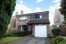 Detached house in Dale Lodge Road...