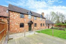 Cottage in Woodlands Lane...