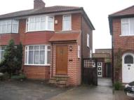 2 bedroom semi detached house in Lamorna Grove, STANMORE