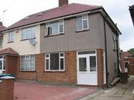 3 bedroom semi detached property in UPPINGHAM AVENUE...