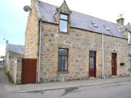 semi detached home in 10 Park Street, Burghead...