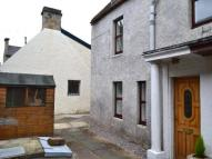 1 bed semi detached house in 26b High Street, Forres...