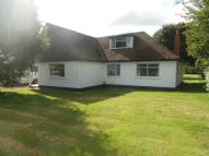4 bedroom Detached Bungalow to rent in Roman Road, Hereford