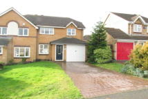 semi detached property for sale in Wymondham Way...