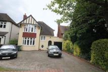 3 bed Detached house in Leigh Road, Walsall