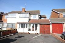 4 bed semi detached home for sale in Sandringham Avenue...
