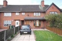 3 bed Terraced house to rent in Somerfield Road, Walsall