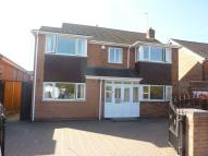Detached property in Lichfield Road...