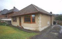 Detached Bungalow in 8 Gilfach Road, Bryncoch...