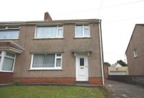 3 bedroom semi detached property in 25 Dulais Drive...