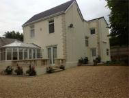 Detached property in The Manse...