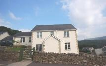 Detached house in Bryn Ffynnon...