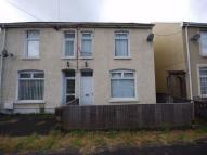 2 bed semi detached home to rent in 106 Main Road, Crynant...