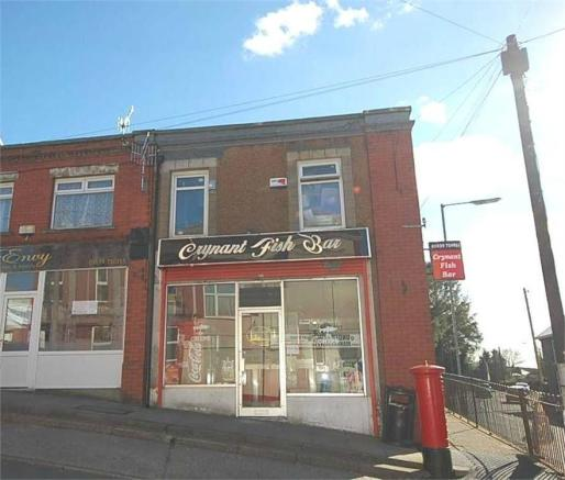 Property For Sale In Crynant