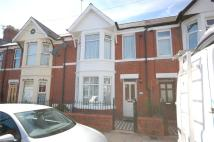 Terraced house for sale in 18 Llwynfen Road...