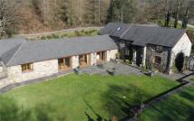 Detached house for sale in Dyffryn House, Goytre...