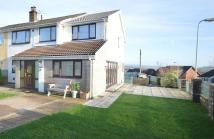 Ty Ni semi detached property for sale