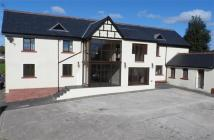 Gadairwen Barn Mews for sale
