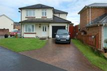 Detached house in 8 Wren Hollow, Bridgend...