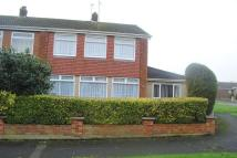 3 bed semi detached property in Eton Drive, Scunthorpe