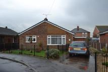 Detached Bungalow for sale in Beech Avenue, Gunness...