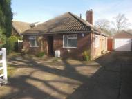 3 bed Bungalow in School Road, Drayton...