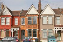 Terraced house in Palmerston Crescent...