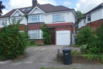 4 bedroom semi detached home in Chandos Avenue, Southgate
