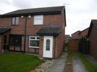 2 bed semi detached home to rent in Romsey Drive...
