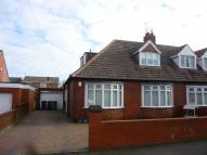 semi detached home in Temple Park Road...