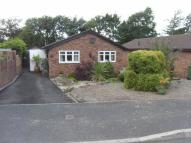 Detached Bungalow in Cilcoed, Chirk, Wrexham...
