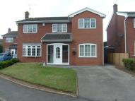 5 bed Detached home for sale in Lincoln Close, Wrexham...