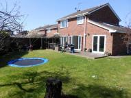 4 bed Detached home for sale in Ffordd Owain, Wrexham...