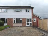 semi detached home in Wyndham Drive...