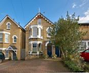 Detached house in Park Road, Cowes...