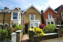 3 bedroom semi detached property in Granville Road, Cowes...