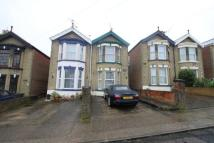 semi detached house in Stephenson Road, Cowes...