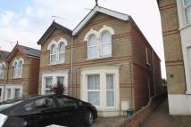 3 bed semi detached home in Stephenson Road, Cowes