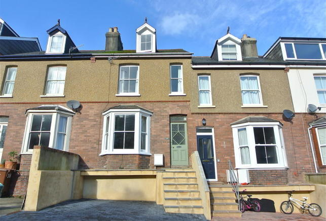 3 bedroom terraced house for sale in 37 ford valley