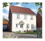 5 bed new home for sale in Fern Drive Cringleford...
