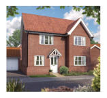 4 bedroom new house for sale in Fern Drive Cringleford...