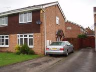 semi detached property to rent in Meadow Lane, Newhall...