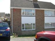3 bed semi detached property in Darley Close...