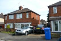 3 bed semi detached property in Nevinson Avenue...