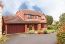 Detached home for sale in Farway Gardens, Codsall...