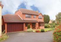4 bed Detached house to rent in Farway Gardens, Codsall...